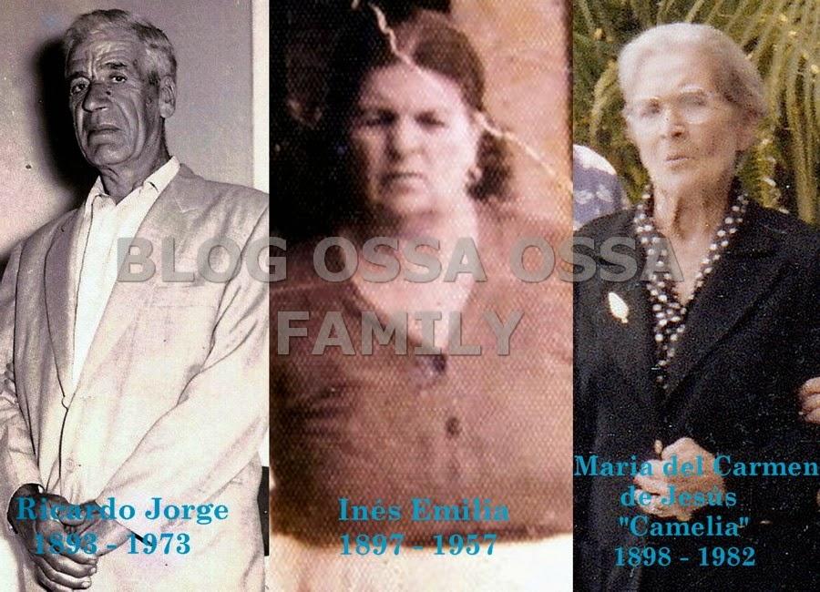 Genograma Ossa Ossa. Archivos de Nueva Caramanta desde 1843 – 1910 Collage 2