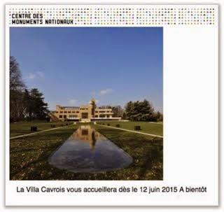 Envoyez une carte postale de la Villa Cavrois