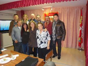 En el Círculo de Castilla y León, con poetas que siempre tienen algo que denunciar