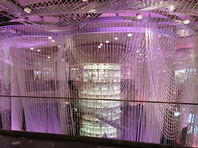 The Hopeful Traveler: The Chandelier Bar at the Cosmopolitan of ...