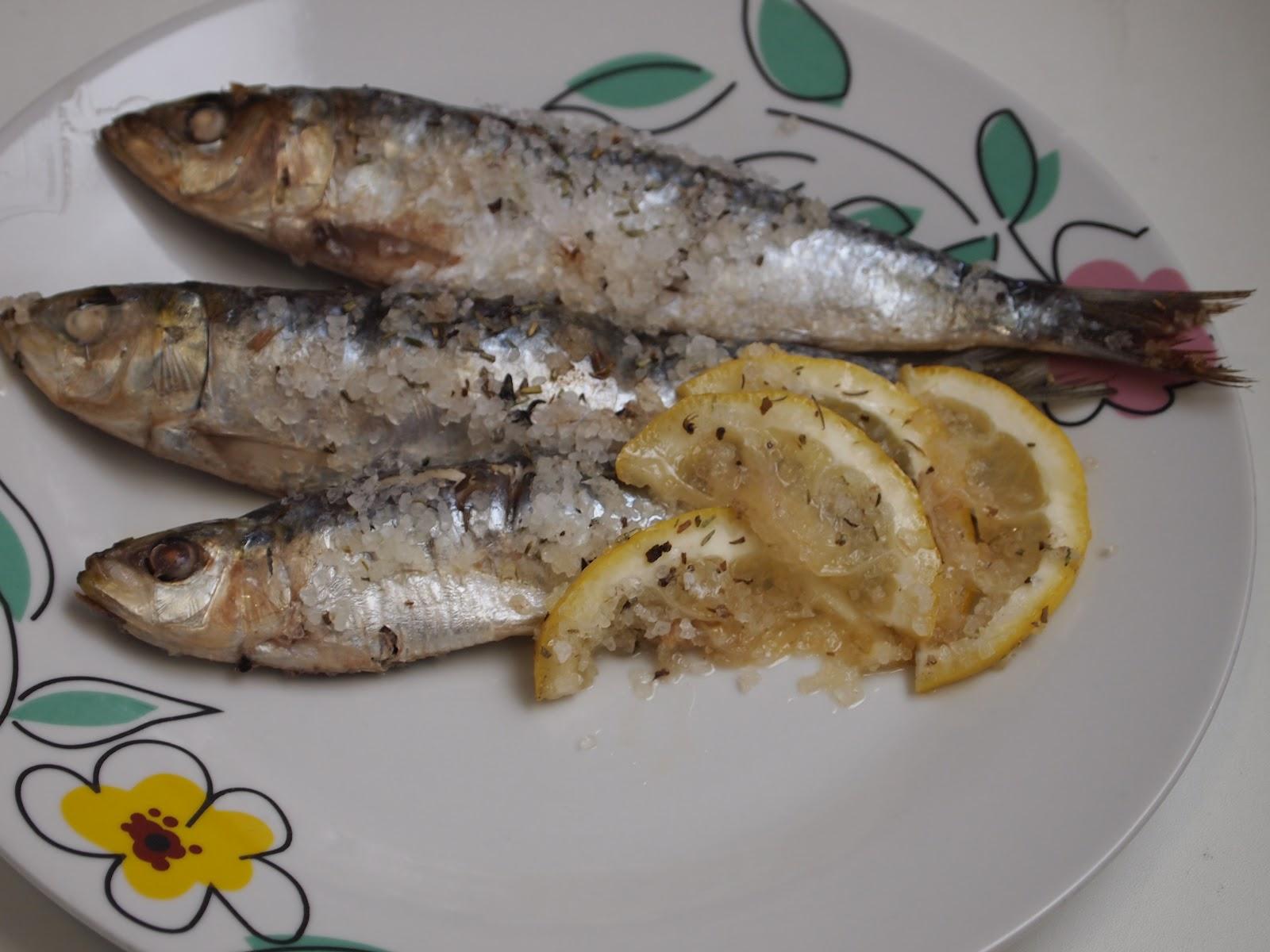 La cocina de gema y eva sardinas al lim n - Como cocinar sardinas ...