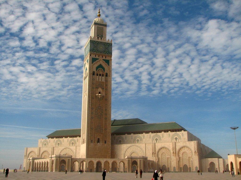 Euro visitor casablanca morocco - Marocco casablanca ...