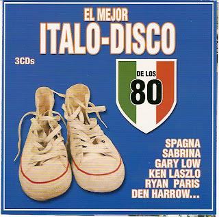 El Mejor ItaloDisco De Los 80 Vol 01