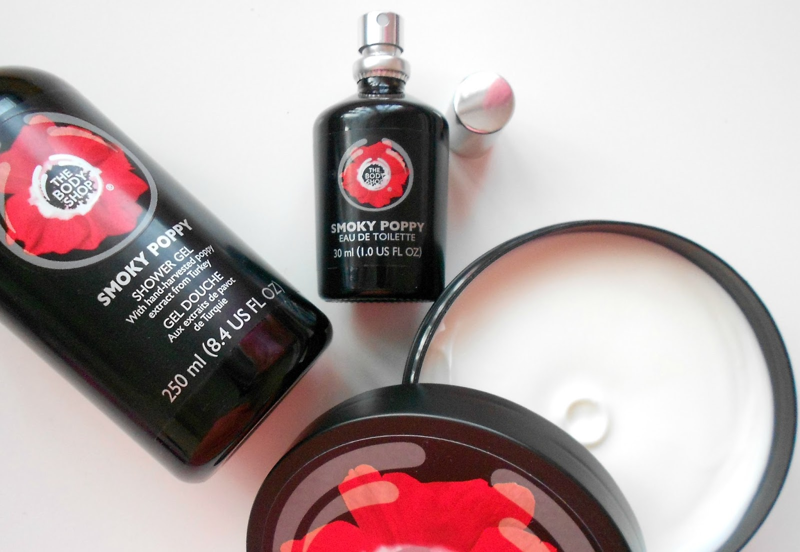 smoky poppy bodyshop review