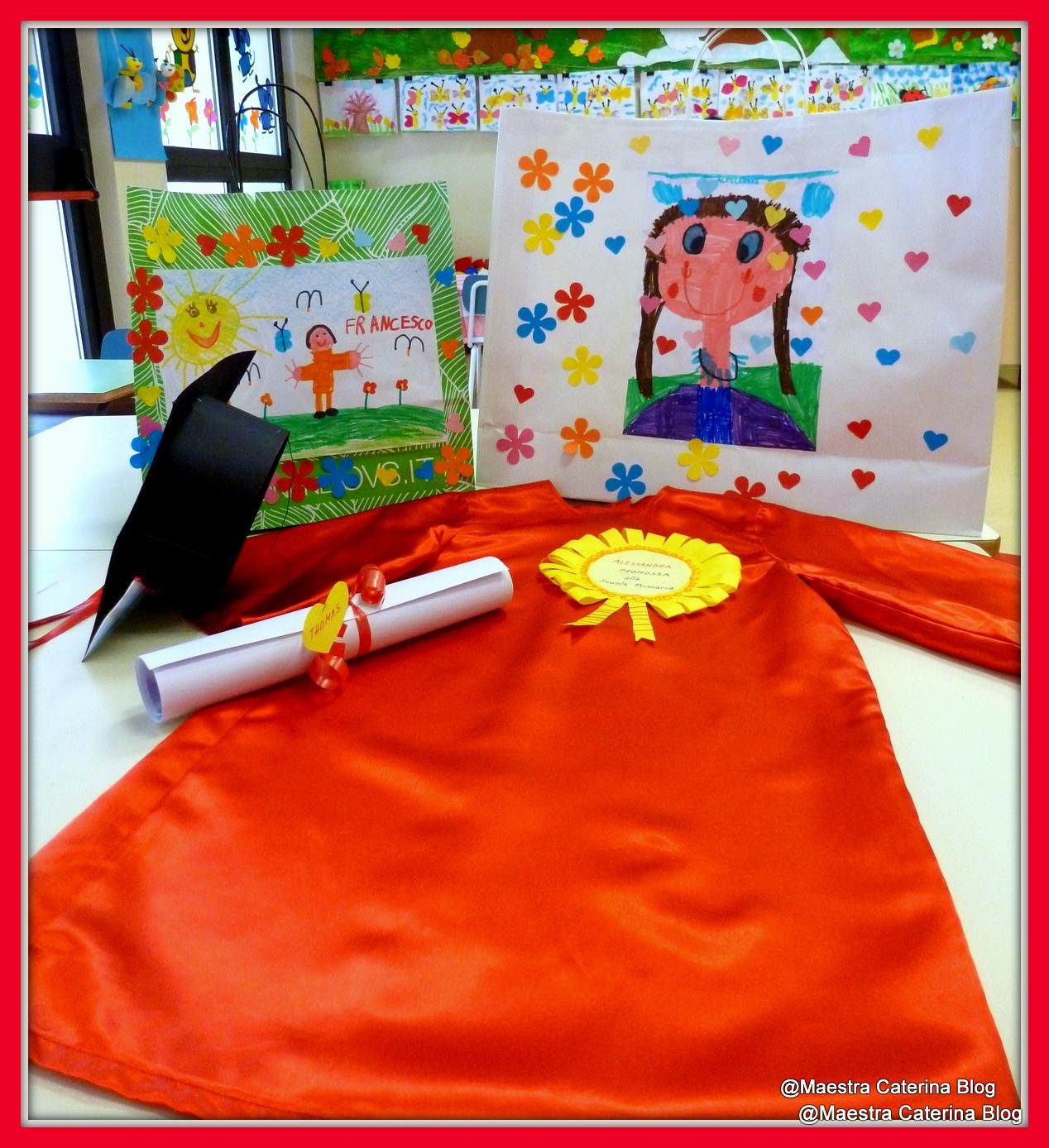 Maestra caterina festa dei diplomi scuola infanzia for Maestra infanzia