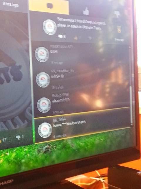 FIFA 15 Bugs