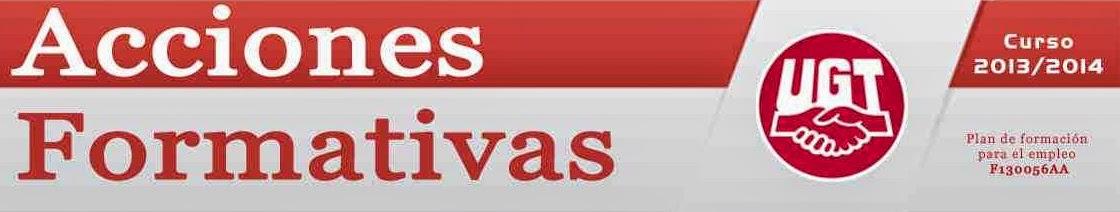 Acciones Formativas Sector Cajas Ahorro 2015