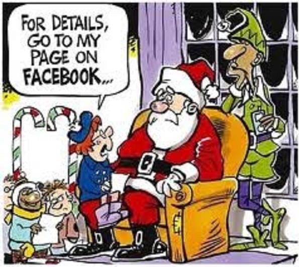 funny christmas facebook cartoon daily vowel movements - Funny Christmas Cartoons