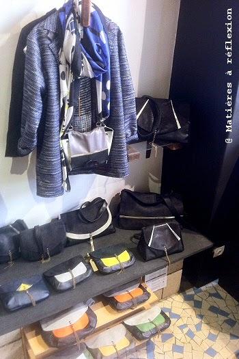 Manteau estival bleu Eple & Melk