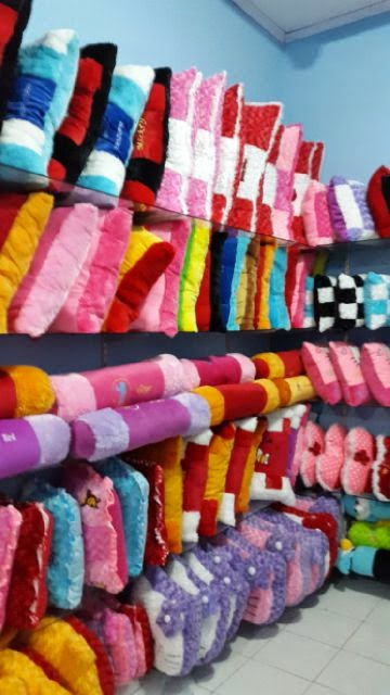 Pabrik Boneka Bantal Kasur Bayi Lucu Grosir
