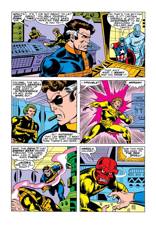Captain America (1968) Issue #226 #140 - English 4