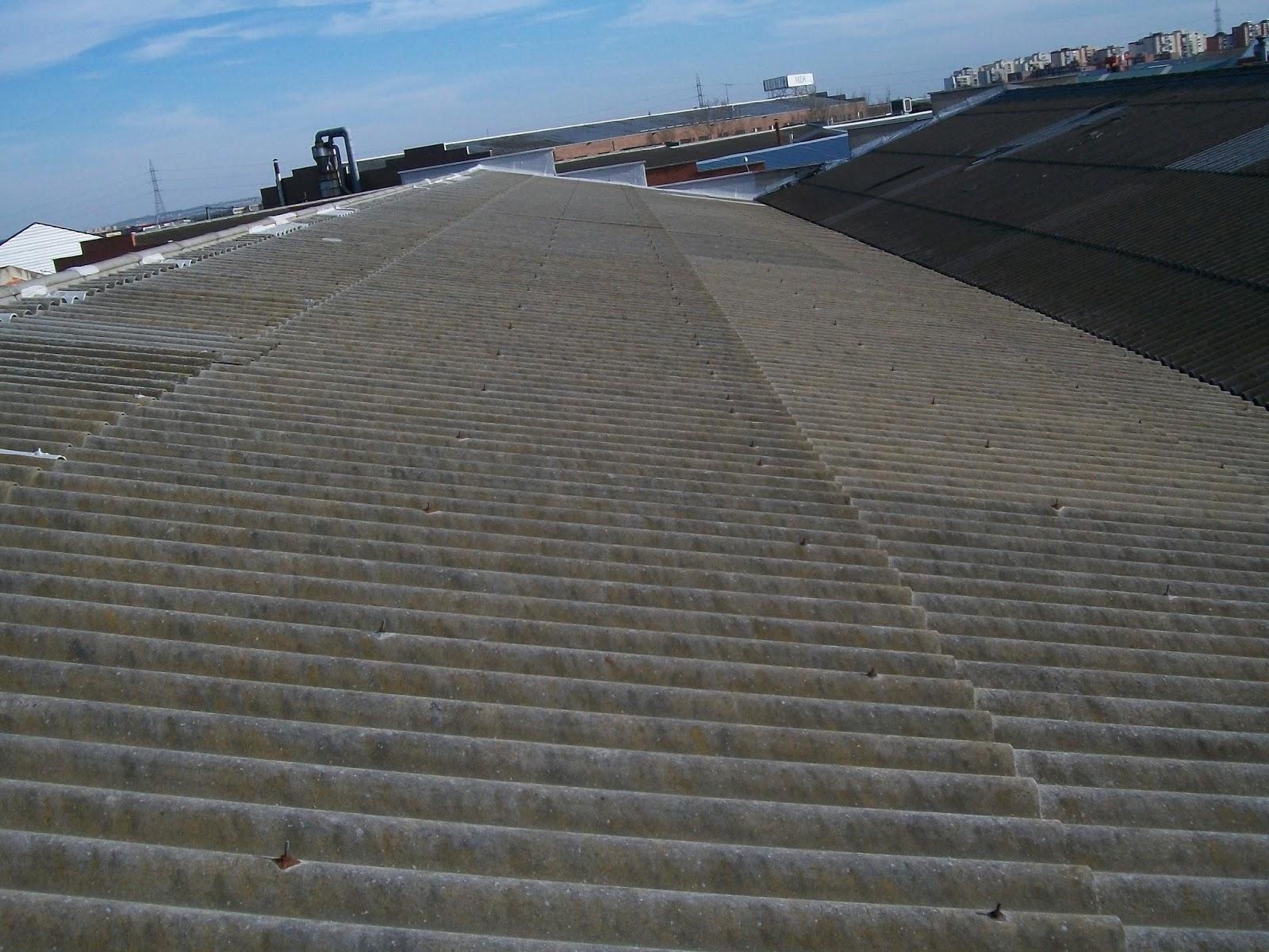 Tejados de naves y locales en madrid montadores cubiertas - Tipos de tejados ...