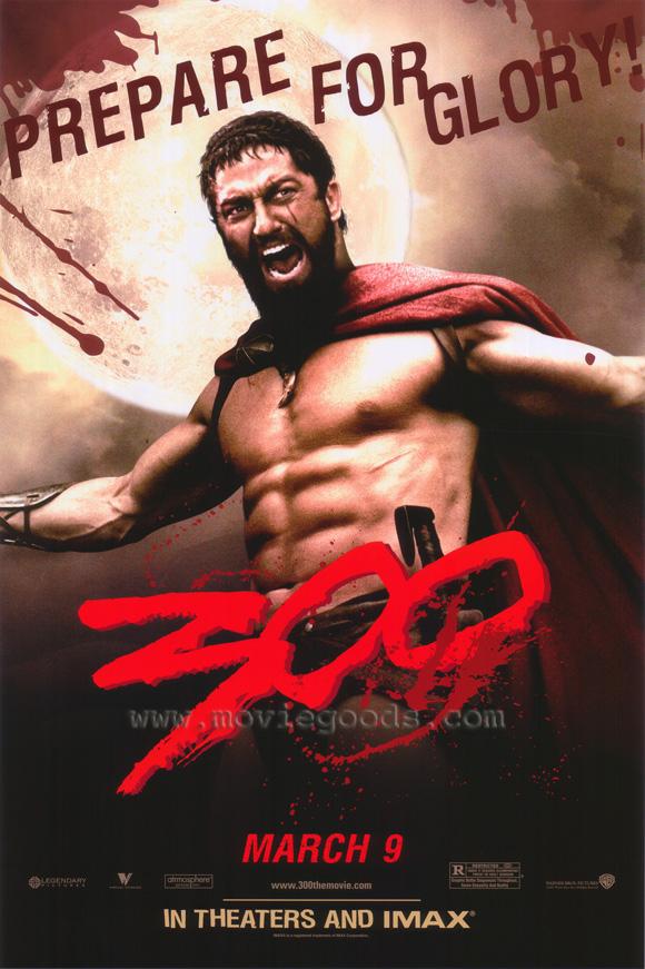 300 Chiến Binh Sparta - 300