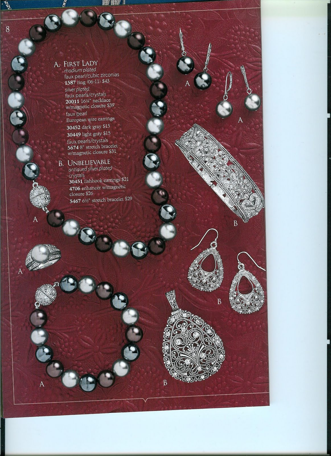 Premier Designs Jewelry Online Catalog