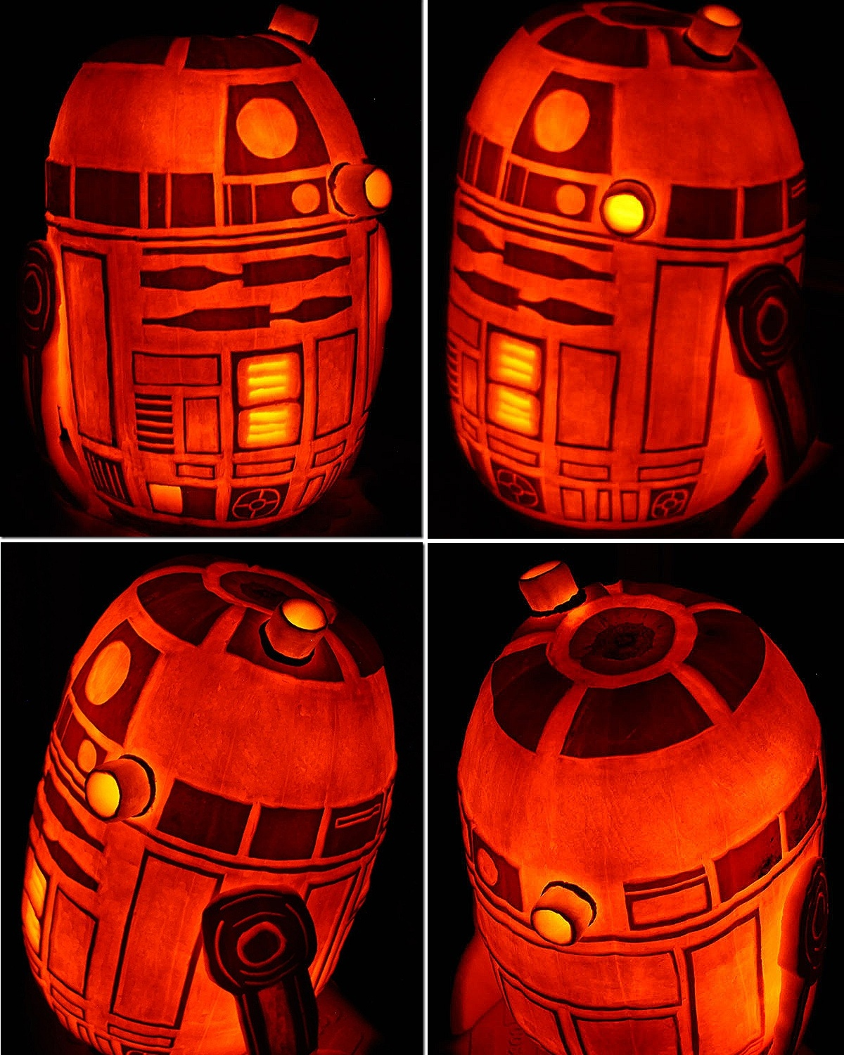 20 cool halloween carved pumpkins cool things blog for The coolest pumpkin carvings