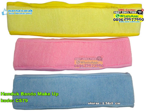 Handuk Bando Make Up