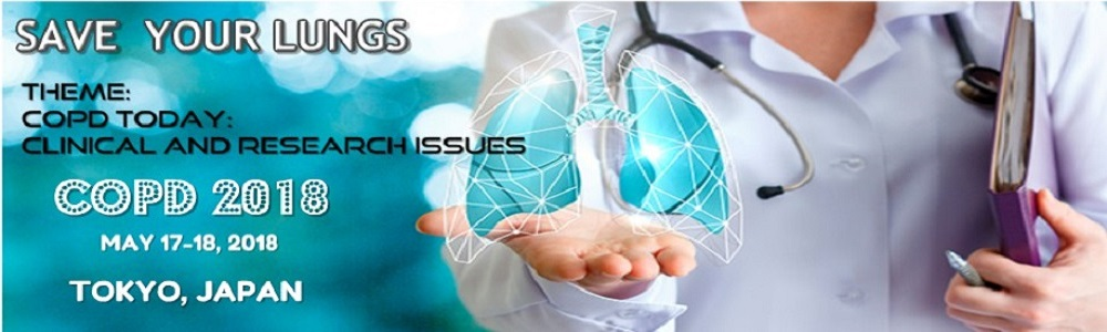 6<sup>th</sup> International Conference on Chronic Obstructive Pulmonary Disease