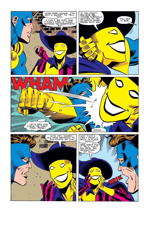 Captain America (1968) Issue #307 #235 - English 16