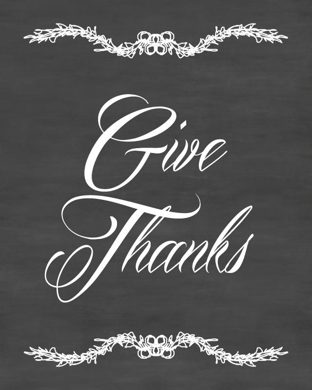 graphic regarding Chalkboard Printable known as Thanksgiving Chalkboard Printables A Very simple Pantry