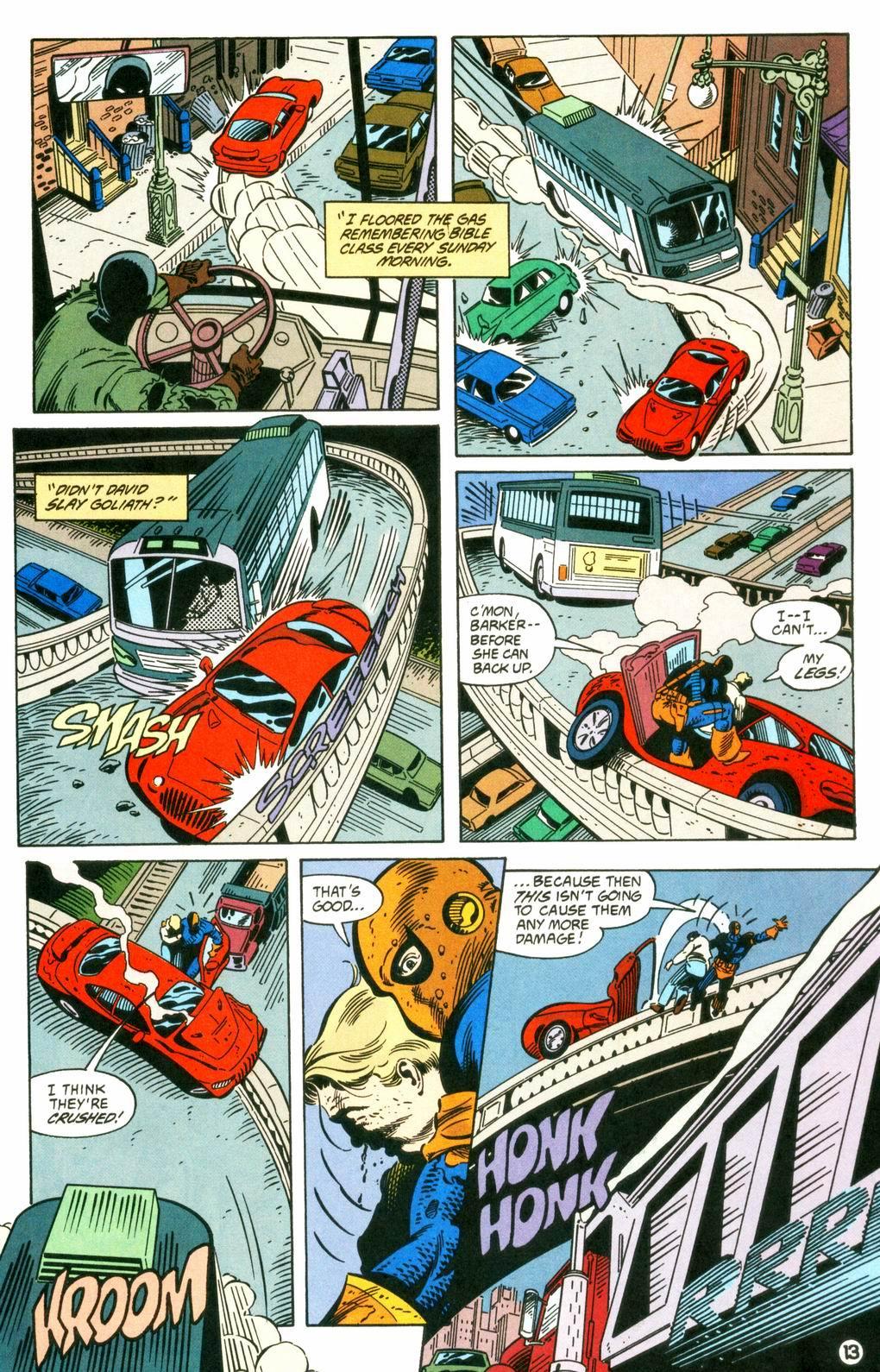 Deathstroke (1991) Issue #8 #13 - English 13