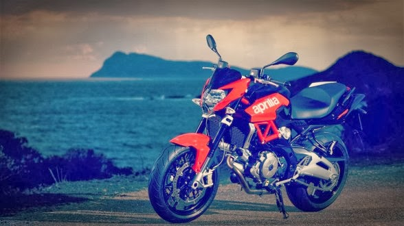 Upcoming Aprilia Shiver 750 Motorcycles