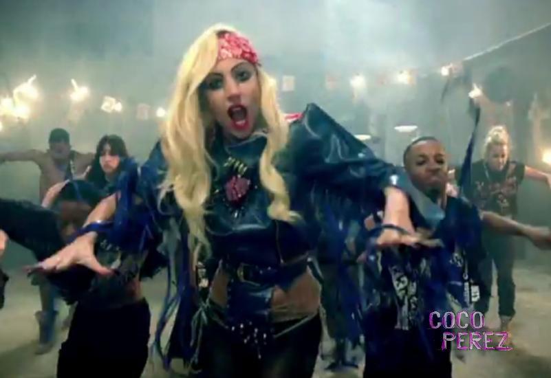 lady gaga judas hairstyles. hairstyles Lady Gaga Judas