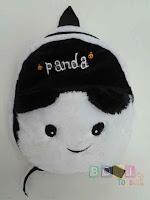 Tas Boneka Panda