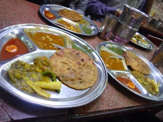 Parathe-wali Gali in Old Delhi