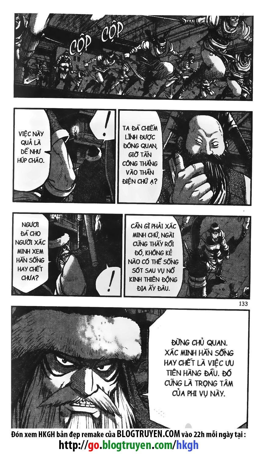 Hiệp Khách Giang Hồ chap 378 Trang 4 - Mangak.info