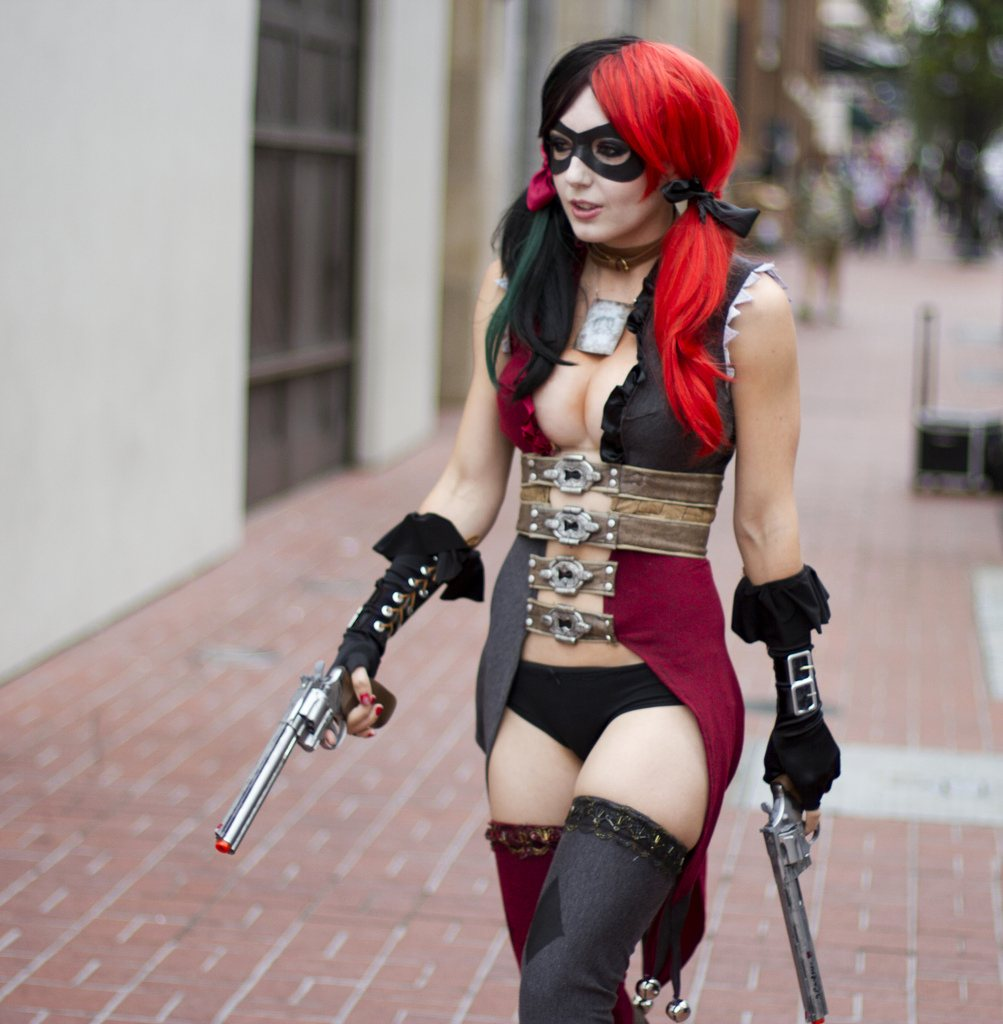 Injustice Cosplay Harley Quinn Injustice Cosplay
