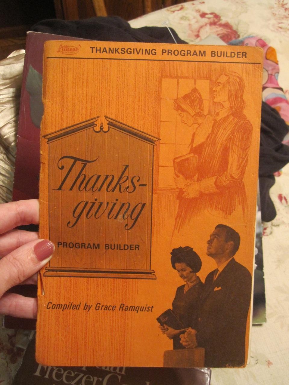 Poems for Church Programs