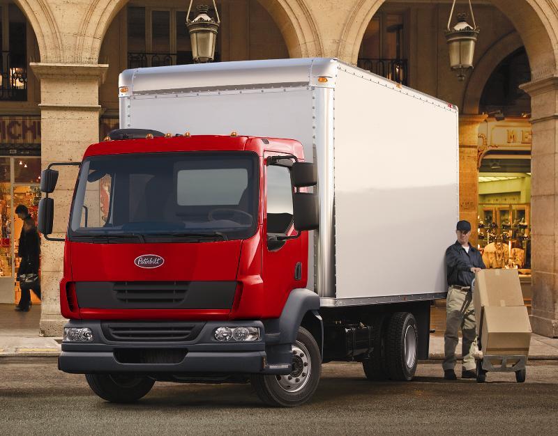Commercial Truck Success Blog Peterbilt Unveils New