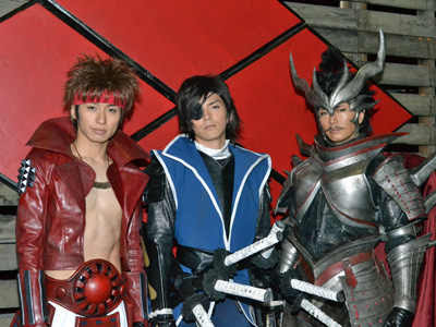 Sengoku Basara Live-Action TV Series Announced