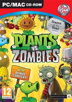 Los 10 mejores videojuegos de Zombis (1/2) - Plantas vs Zombis
