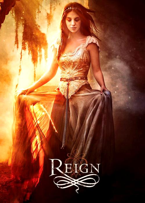 Maria Stuart z Reign
