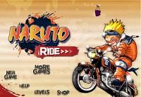 لعبة دراجات ناروتو