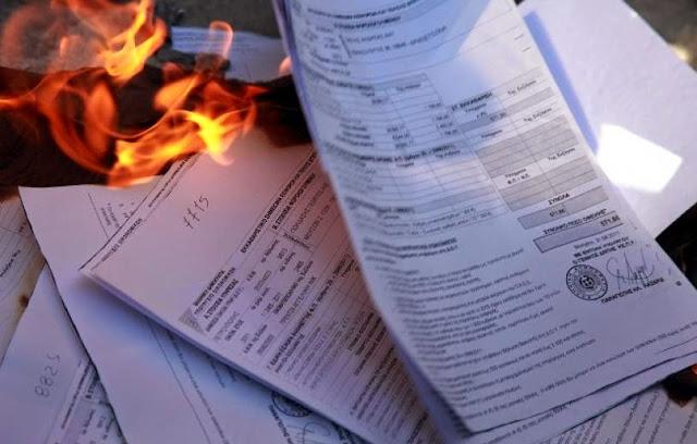 Τρόμο προκαλούν οι πρώτες φορολογικές εκκαθαρίσεις - ΤΩΡΑ ΘΑ ΚΑΤΑΛΑΒΕΤΕ ΤΗΝ ΓΛΥΚΑ ΟΣΟΙ ΠΙΣΤΕΨΑΤΕ ΤΟΥΣ  ΑΠΑΤΕΩΝΕΣ ΝΔ ΚΑΙ ΠΑΣΟΚ