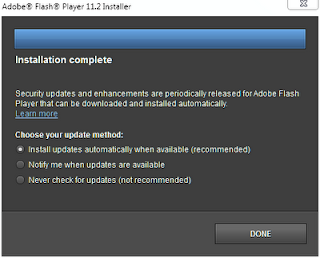 Adobe Flash Player 11.3.300.271 Terbaru Terkini [2012]