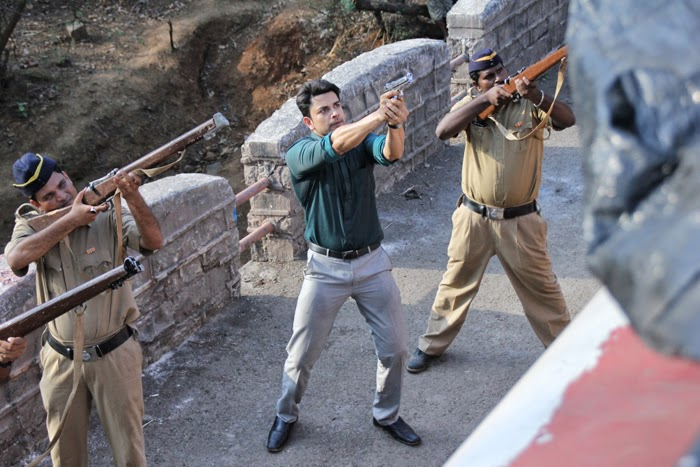 Encounter of the Sinha Gang