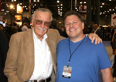 Stan Lee, Buddy Scalera