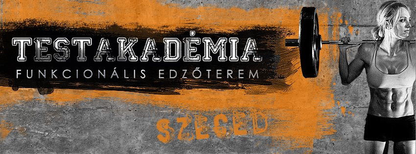 Testakademia - Szeged - DailyWOD