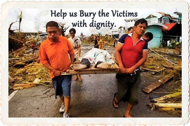 Philippines Death Relief Fund