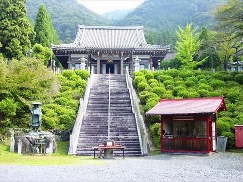 川崎大師京都別院笠原寺(りゅうげんじ)