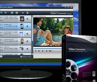 Wondershare Video Converter Ultimate 5.5.1 Full Serial