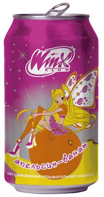 Negazuoti Winx Club believix gėrimai Rusijoje Stella