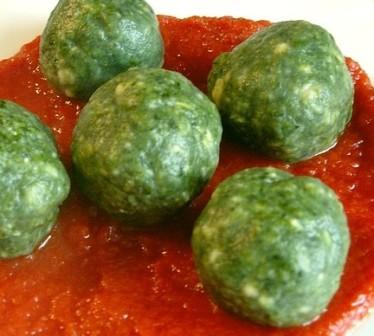 Alimentos saludables y naturales alb ndigas vegetarianas for Albondigas de verduras