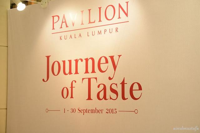 Makan di Pavilion dan Berpeluang Menang Melancong Ke Europe