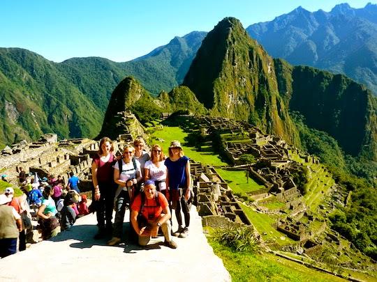 Inca Trail Machu Picchu WE MADE IT