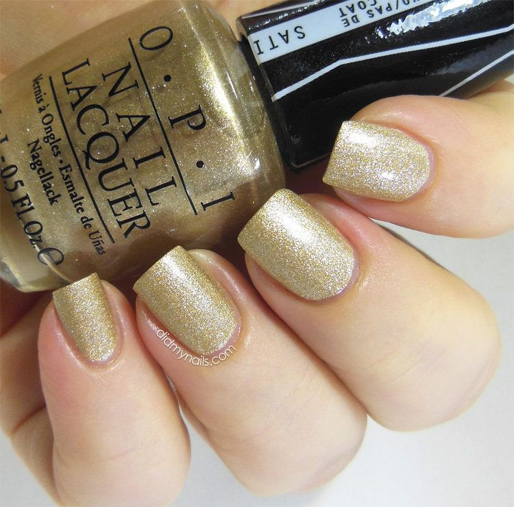 OPI Love Angel Music Baby swatch