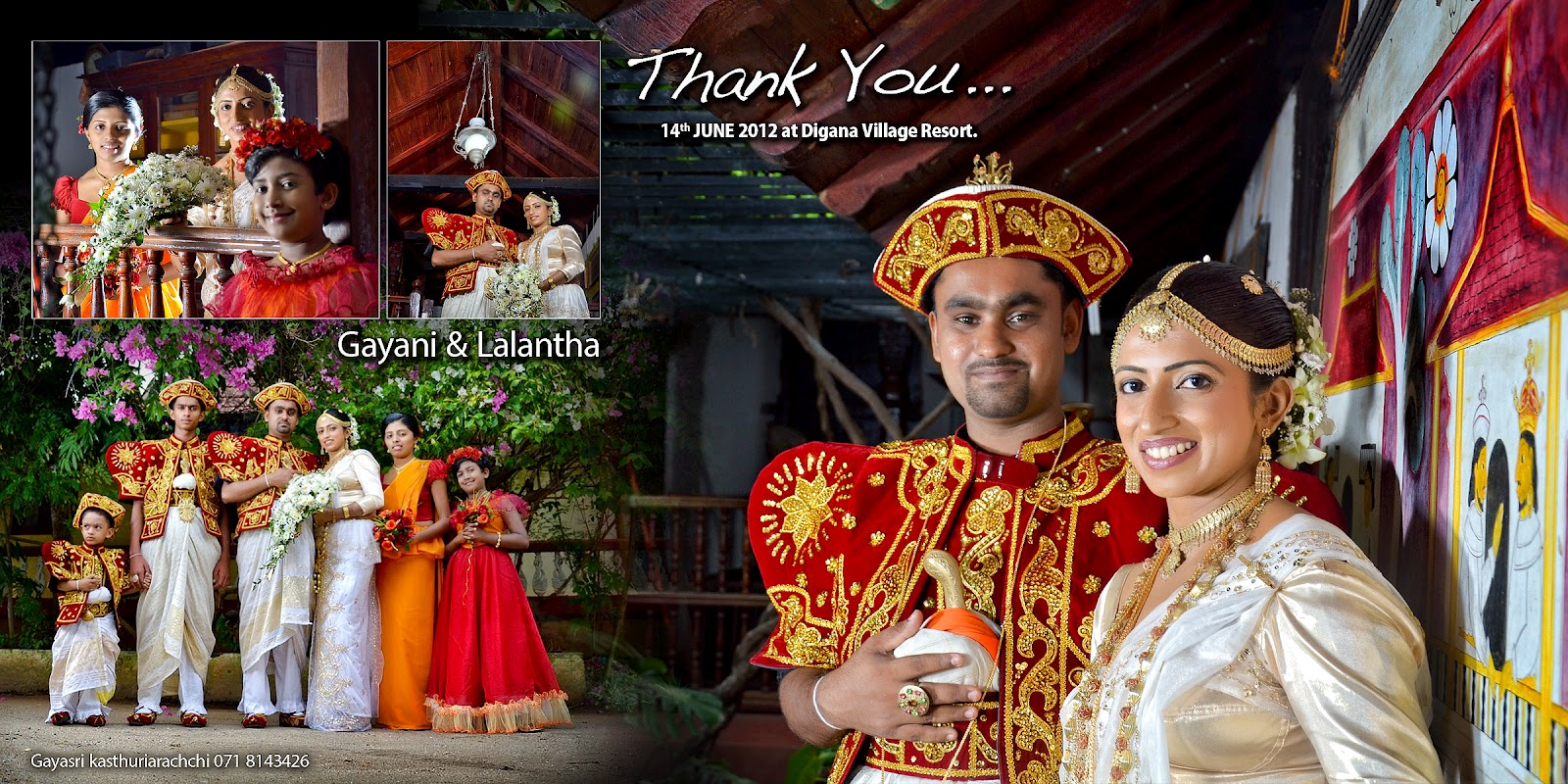 Wishing You Gayani And Lalantha A Very Happy Wedded Life Life In